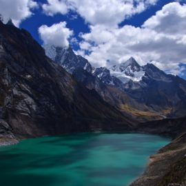 A Walk in the Huayhuash: 9 days in the Peruvian Andes