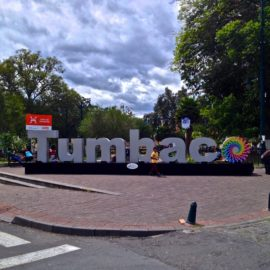 A Time in Tumbaco