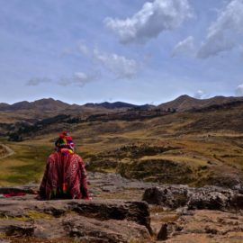 Crossroads in Cusco…