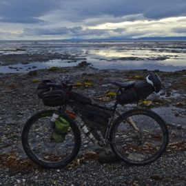 Sandy Sideroute: A Short Plot to Punta Arenas
